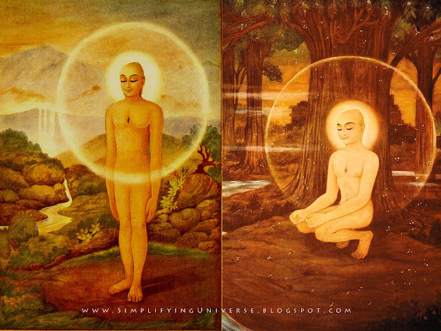 Mahavira Jayanti, Bhagwan Mahavir Vani, jain aagam, lord mahavir quotes, manas madrecha, jainism, jain religion, tirthankar, arihant, simplifying universe