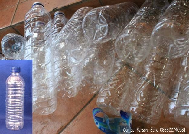 K I N C I R H I J A U C R E A T O R Y Kreasi Bottle Recycle