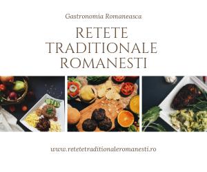 Retete Traditionale Romanesti banner,