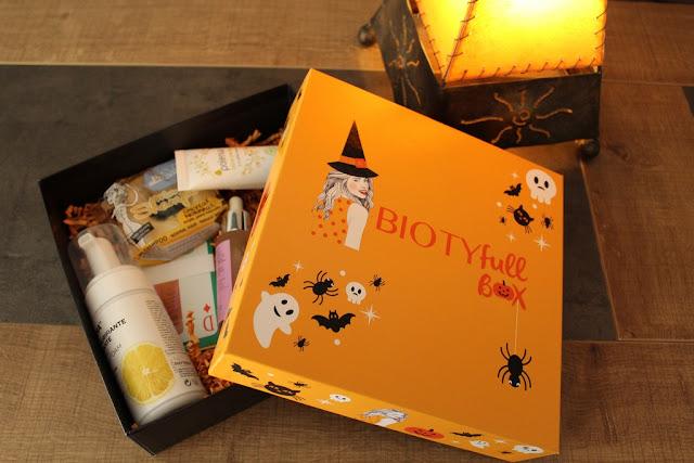 Biotyfull box d'Octobre 2016: l'Ensorceleuse