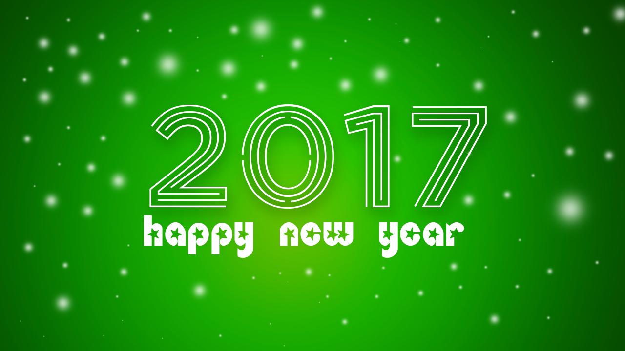 Wallpaper download 2017 - New Year Wallpaper