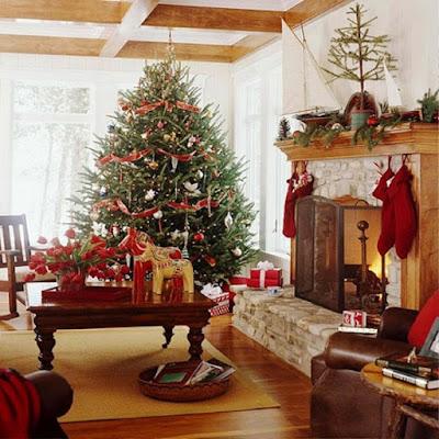 Dekorasi Rumah Untuk Menyambut Natal 80002