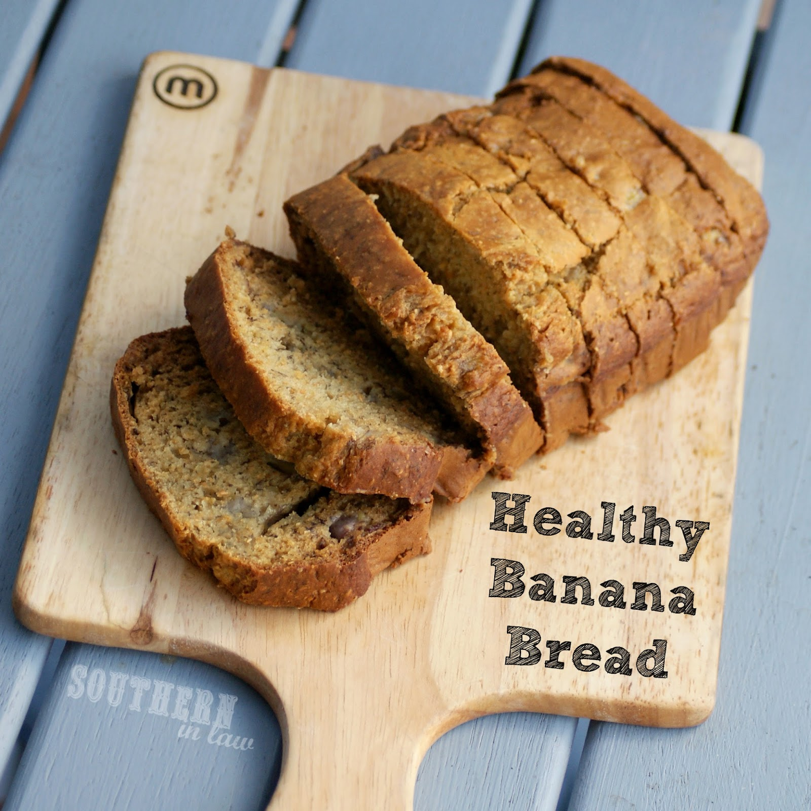 Southern In Law: Recipe: Healthy Banana Bread