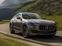 2018 Maserati Levante Review