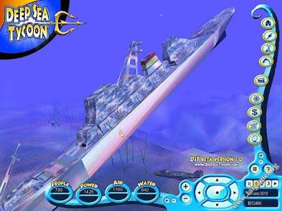 Deep Sea Tycoon Full Free Setup
