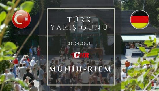 Almanya'da Türk Yarış Günü