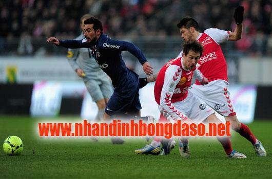 Monaco vs Stade Reims 1h00 ngày 14/4 www.nhandinhbongdaso.net
