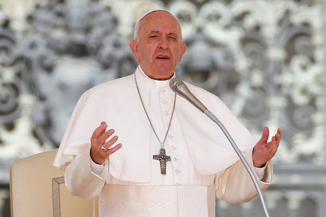 Papa Francisco diz que desemprego é tragédia mundial