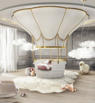Air Balloon Bed