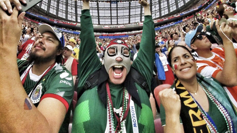 México 1 x 0 Alemanha