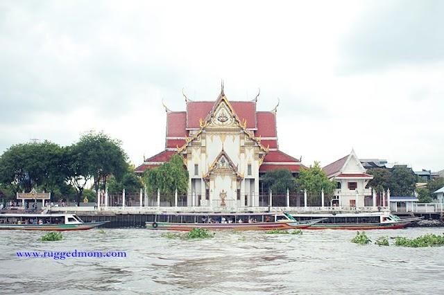 Thailand | Bangkok Canal Tour & Yodpiman River Walk