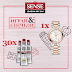 Спечелете стилен дамски часовник Balmain и 30 бутилки 6th Sense Gin