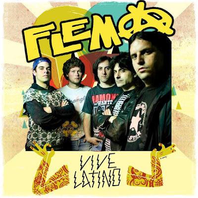 Flema - Vive Latino 2012 (2012)