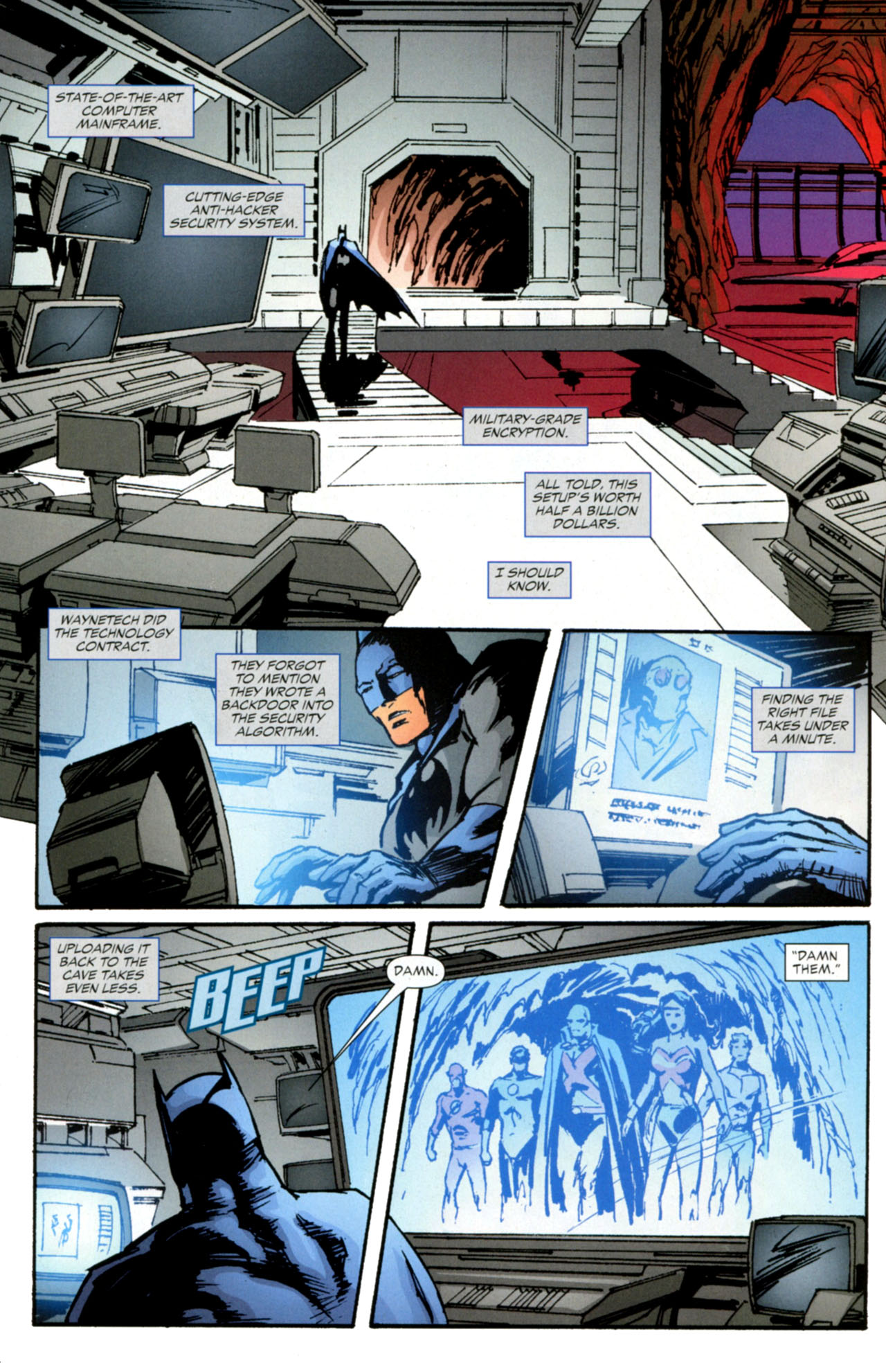 Batman Confidential Issue #52 #52 - English 22