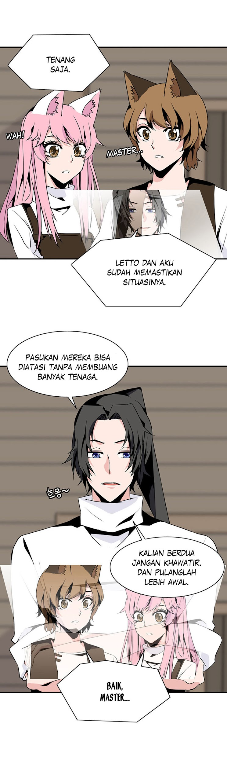 Wizardly Tower Chapter 47