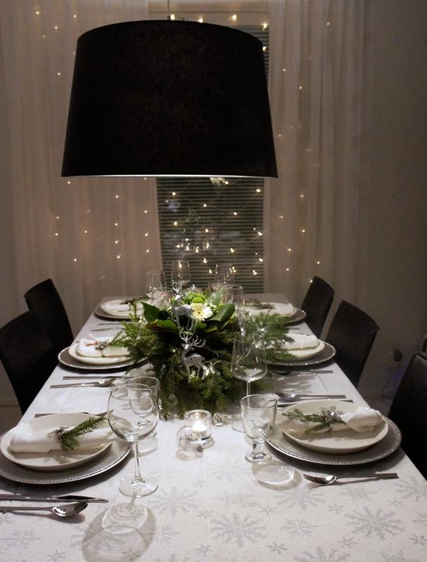 Pöydän Kattaus