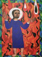 Resultado de imagen para En aquel tiempo, dijo Jesús a sus discípulos: «He venido a prender fuego en el mundo,