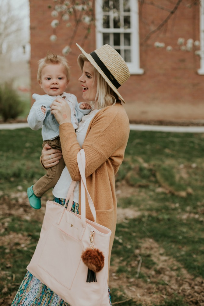 13 Fun Spring Activities for Kids by lifestyle blogger Michelle from Mumsy