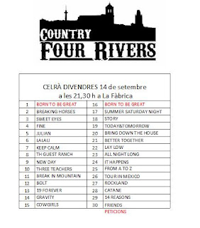 Country Four Rivers