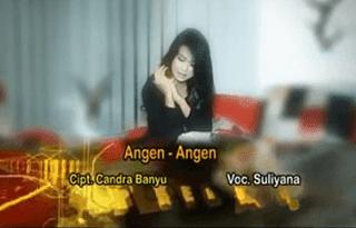 Lirik Lagu Angen Angen - Suliyana