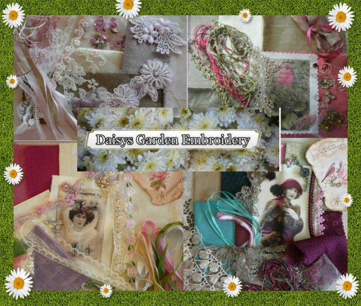 Silk Ribbon Embroidery Crazy Quilting Supplies Sale
