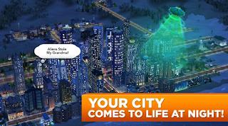 SimCity Build It mod + unlimited money unlocked
