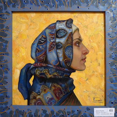 Ксения Дацюк, Сетстры, диптих, 2013