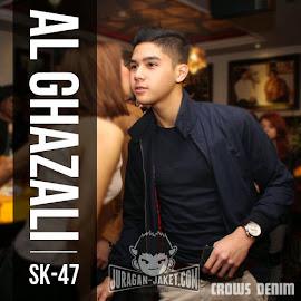 jas exclusive jaket al ghazali sk 47 2