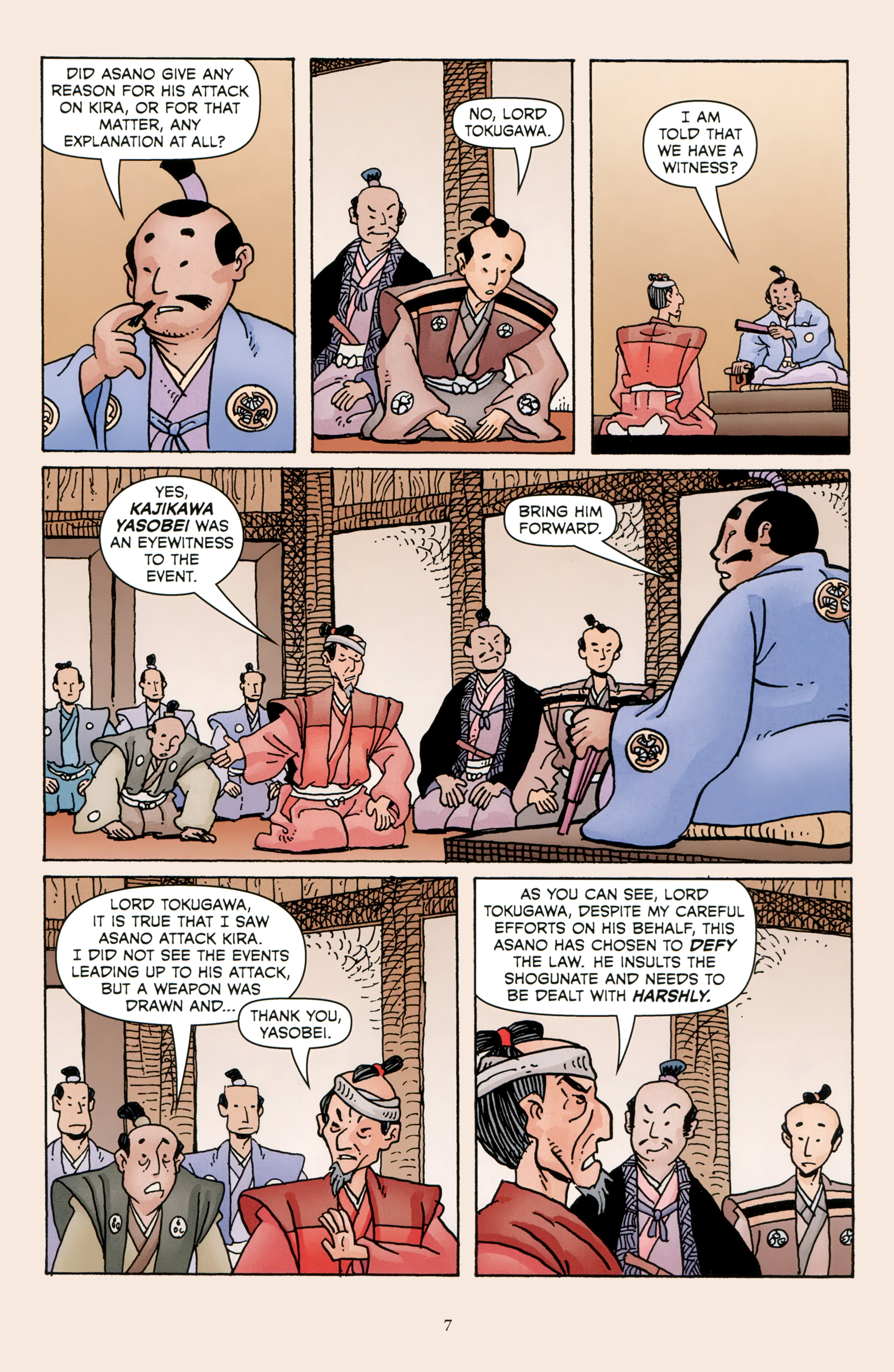 47 Ronin 2 Page 8