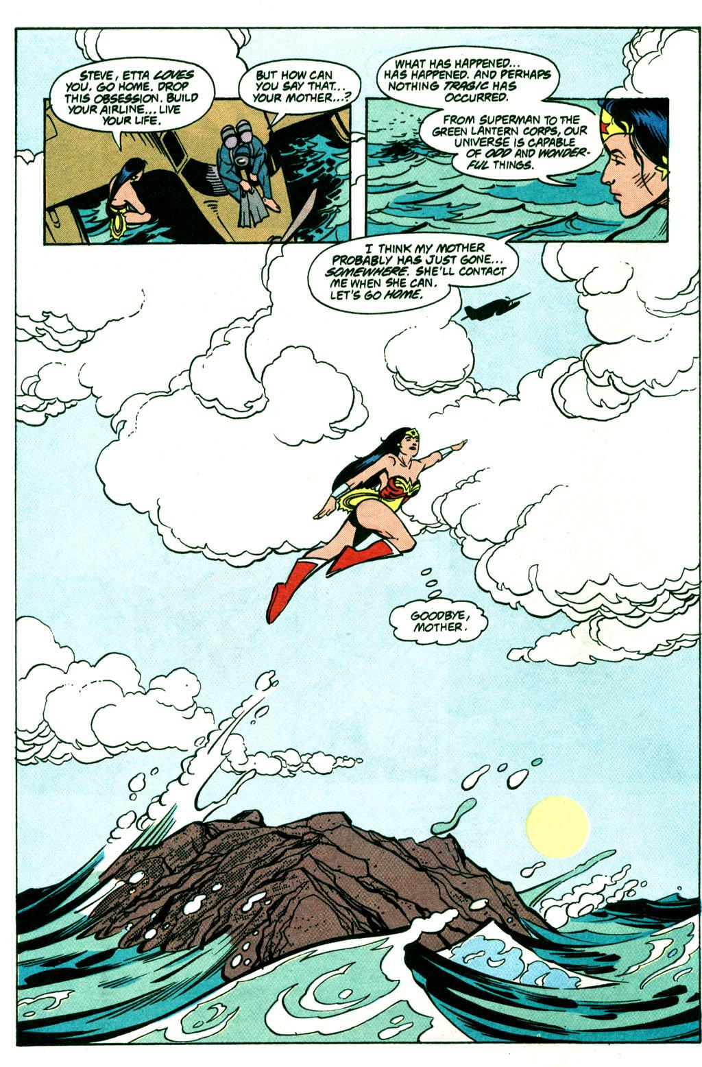 Read online Wonder Woman (1987) comic -  Issue #73 - 8