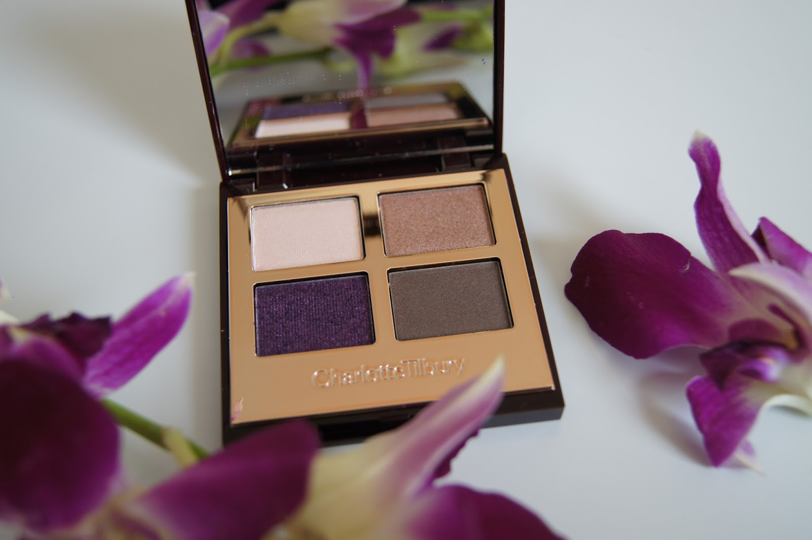 Charlotte Tilbury Luxury Eye Palette in The Glamour Muse review