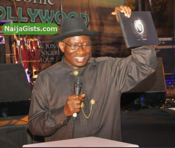 jonathan N3 billion grant nollywood