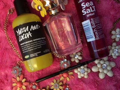 August, Favourites, BBloggers, LBloggers, Lush, Sephora, Marc Jacobs, Lee Stafford, Cherry Diva, Gifting Lounge