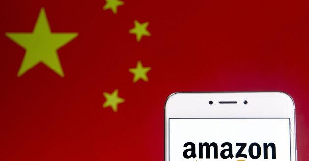 أمازون تنسحب من السوق الصينية