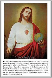 Resultado de imagen para Gabriel García Moreno, mártir del Corazón de Jesús