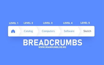 Cara Mudah Membuat Breadcrumbs Index Blog Ke Google