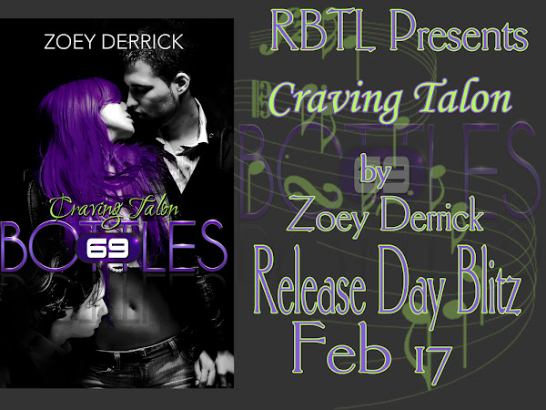 Release Day! Craving Talon by Zoey Derrick, RBTL Tour