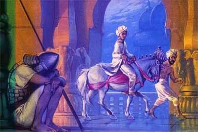 Đạo Phật Nguyên Thủy - Kinh Tăng Chi Bộ - Ví dụ con ngựa