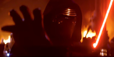 Kylo Ren, méchant de Star Wars 7