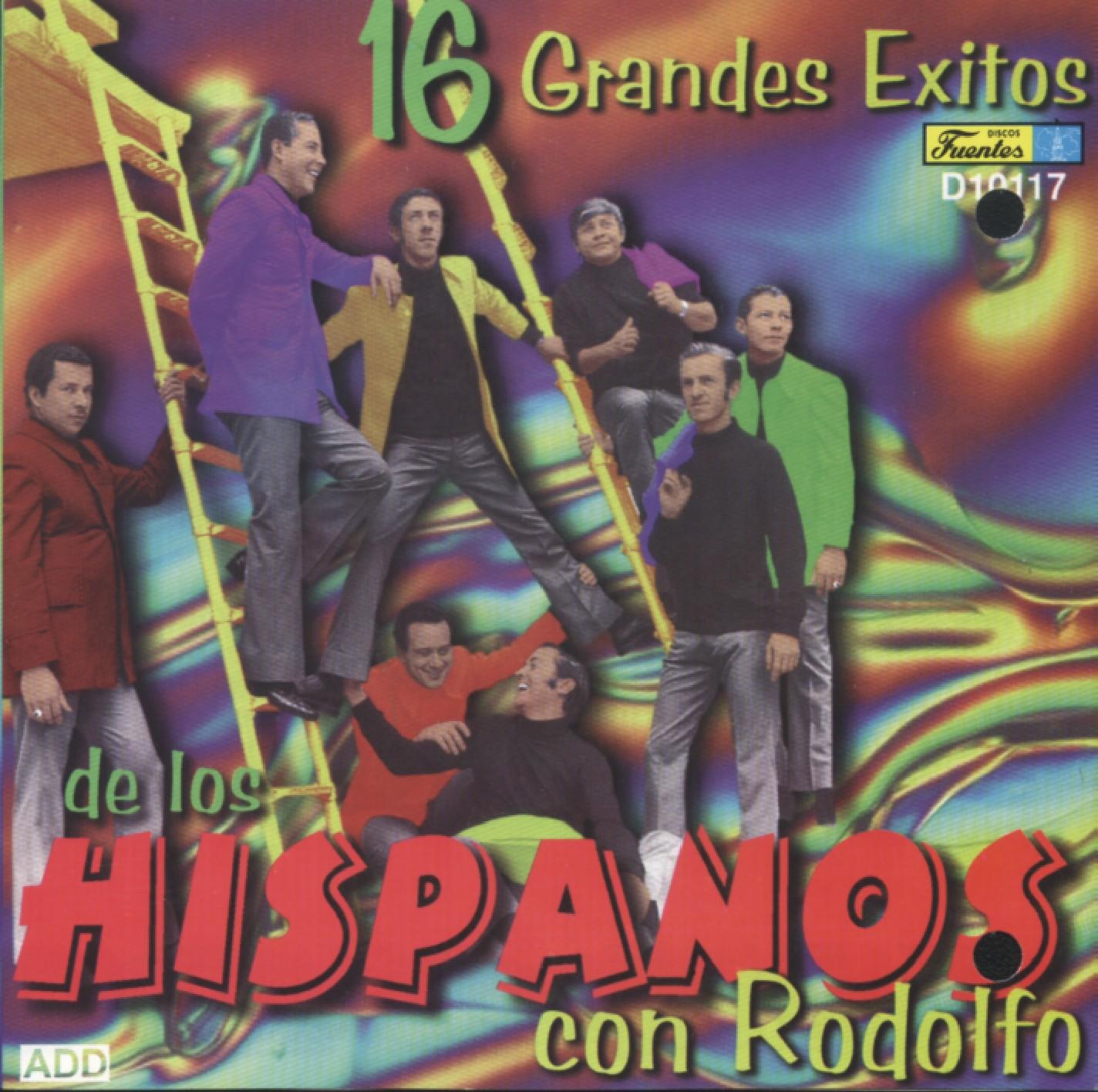 los hispanos grandes exitos rodolfo rodolfo aicardi
