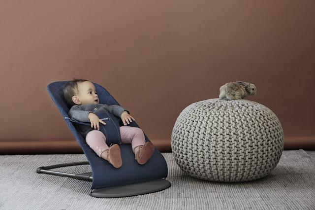 leżaczek dla dzieci Bobomio