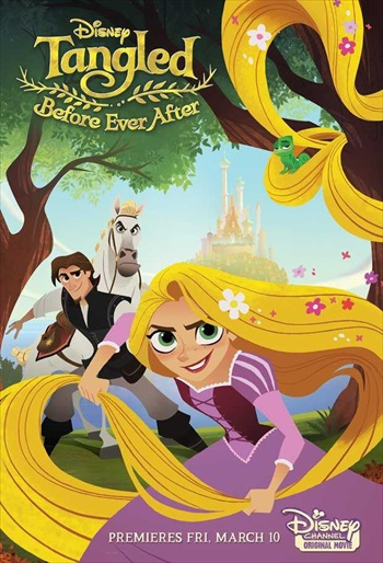 Tangled Before Ever After 2017 Dual Audio Hindi Full Movie Download