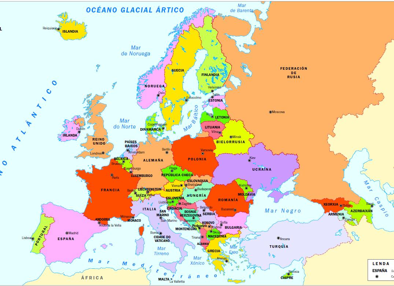 y europeo