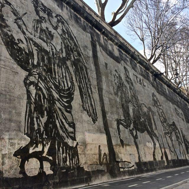 Triumphs & Laments I William Kentridge