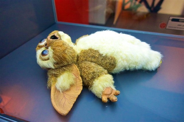 Gizmo at the EMP Museum in Seattle, WA