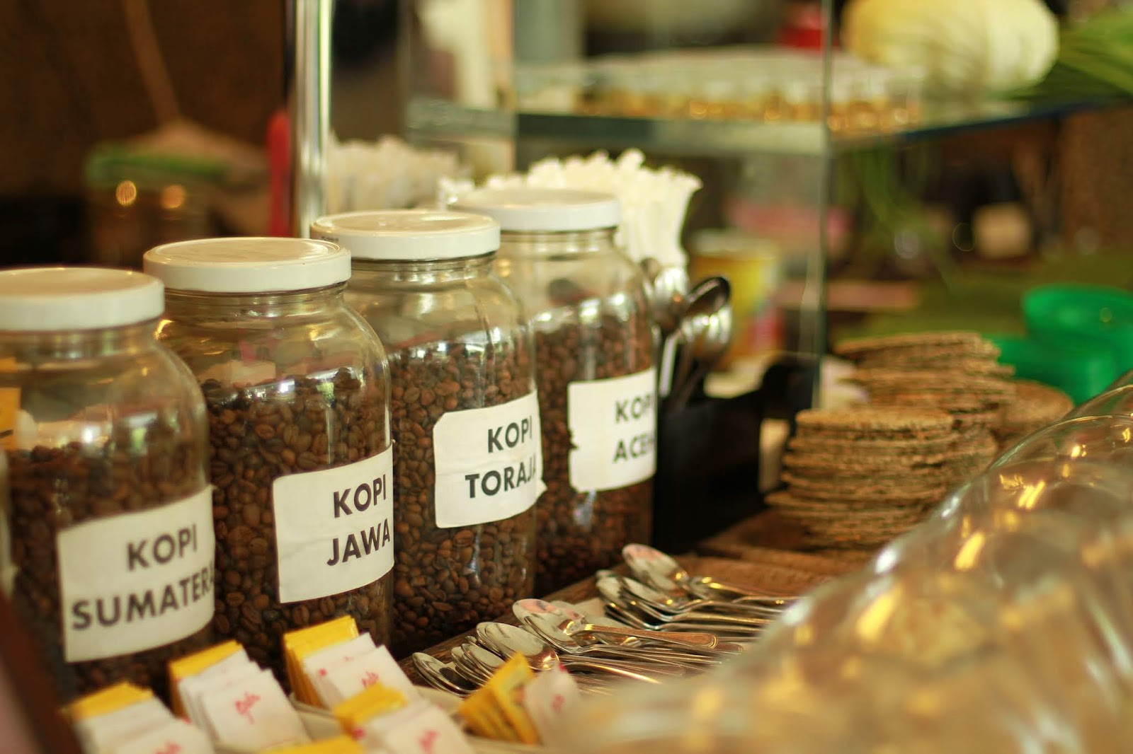 The Popular Coffee Products and Coffee Shops in Indonesia