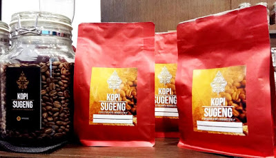 Biji Kopi Sugeng dari ragam kopi khas Indonesia