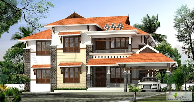 Elegant Double story house with 4 Bedrooms