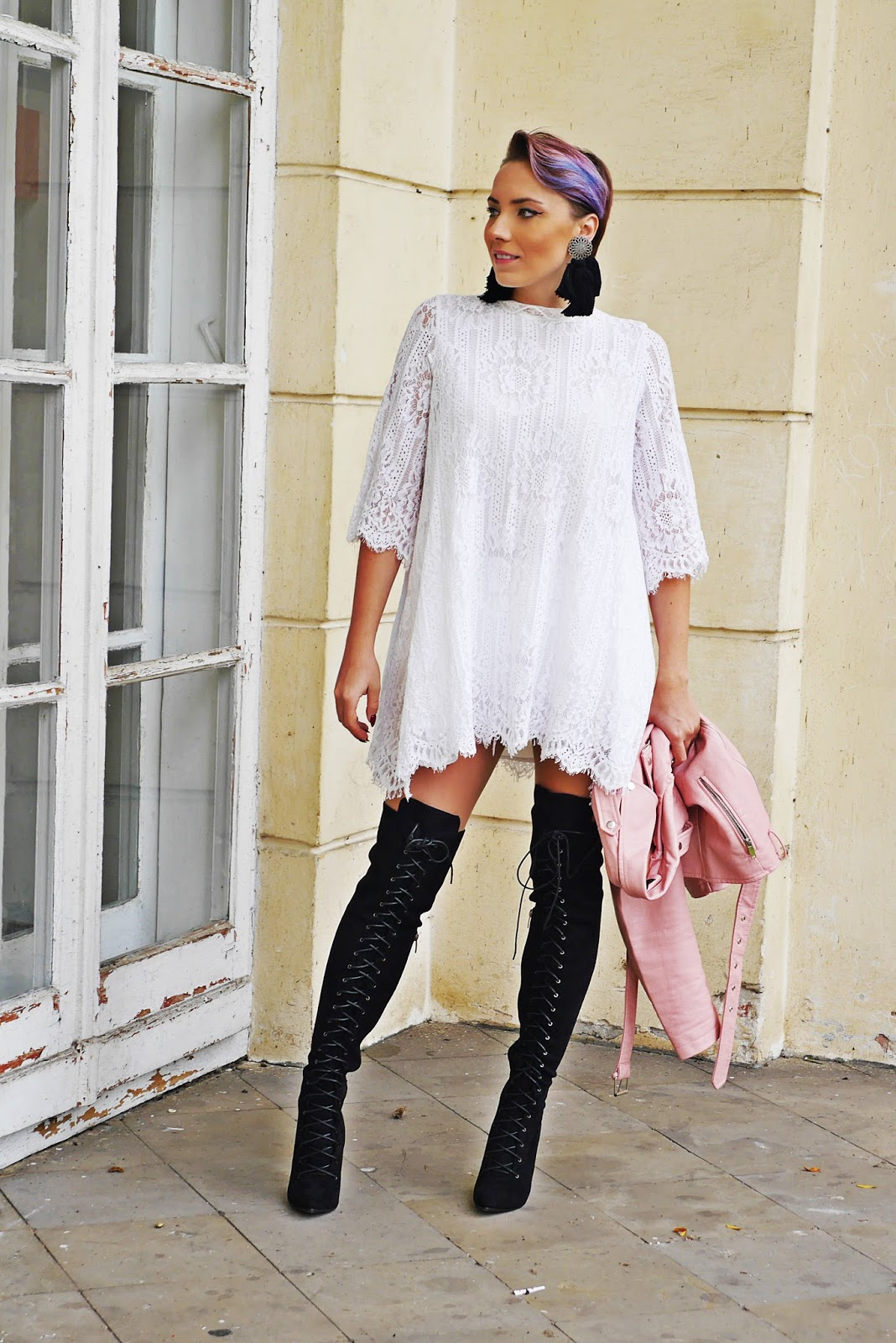 9_lace_dress_white_high_knee_shoes_renee_karyn_blog_modowy_180917a