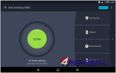 AVG Mobile Antivirus Free 6.4.3 Apk For Android